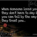 say tell