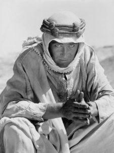 Seguro que Lawrence de Arabia era muy valiente