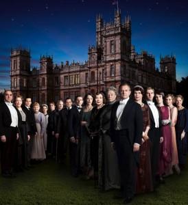 Мой любимый сериал Downton Abbey