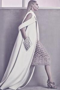 Colección primavera - verano 2015 de Balenciaga. Coco Chanel dijo que Balenciaga fue un modisto en el verdadero sentido de la palabra.