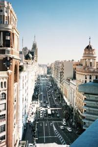 ¿Sabéis cómo se llama la calle principal de Madrid?