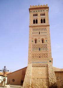 Torre mudejar en Terual