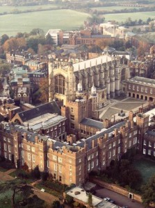 The most prestigious school in the UK - Eton College, Windsor
