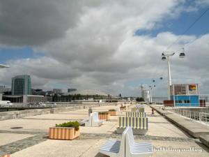 Восхитительный Парк Наций в Лиссабоне