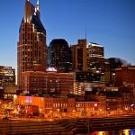 Центр города Nashville