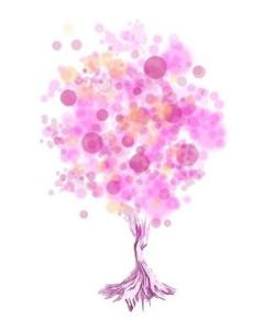 Картина под названием Strawberry Bubblegum