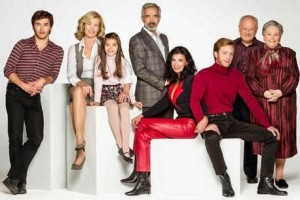 El reparto de la serie española Cuéntame cómo pasó