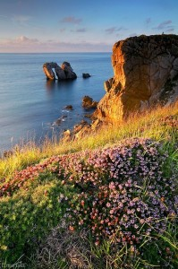La costa cantábrica