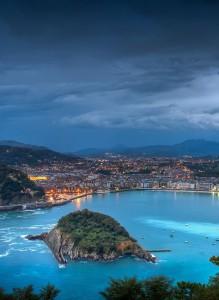 San Sebastián - Donostia (en euskera)