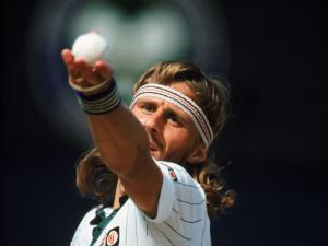 Бьорн Борг, теннисист