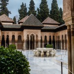 El Patio de leones, Alhambra