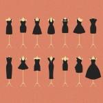 Des petites robes noires