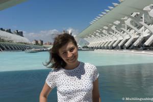 La servidora en Valencia