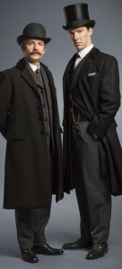 The coolest gumshoe in the world and his sidekick