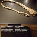 Веревка с помощью которой царь Петр поднимал себя с кровати (я не шучу ;)