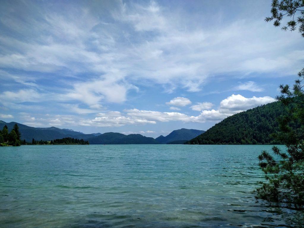 Мы недавно были в Альпах. Хочется поделиться с вами этой красотой!