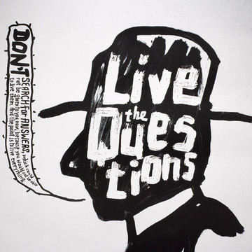 live-the-questions
