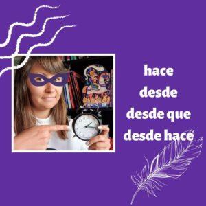 Как давно ты что-то делаешь по-испански