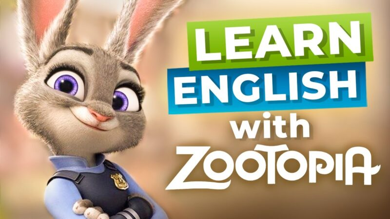 Learn English with TV series — классный канал для изучающих английский