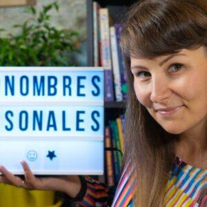 Личные местоимения в испанском языке