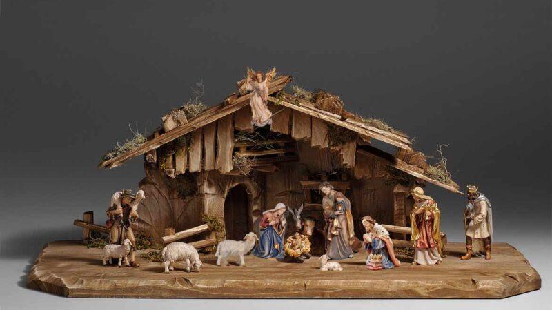 Ходил ли Иисус в ясли?